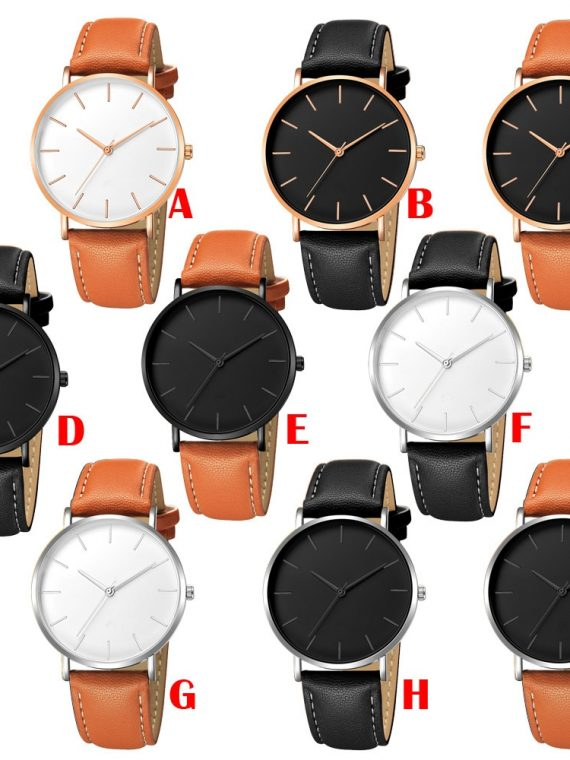 Hearty 2019 New Fashion Men Date Alloy Case Synthetic Leather Analog Quartz Sport Watch Mens Watches Top Brand Luxury Masculino Reloj Quartz Watches