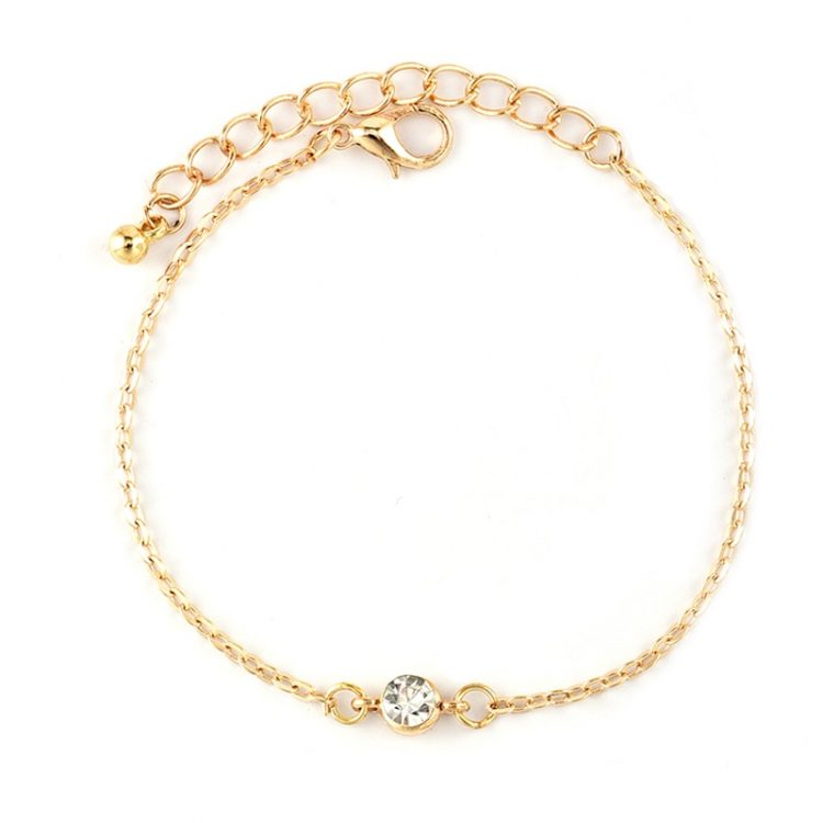 IPARAM Bohemia Vintage Gold Silver Women's Bracelet Set