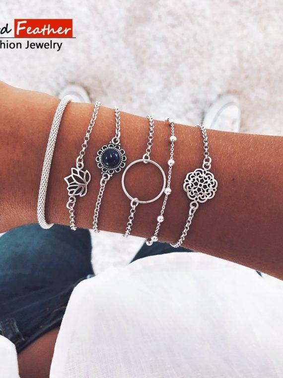 Bohemian Handmade Bracelet Sets For Women